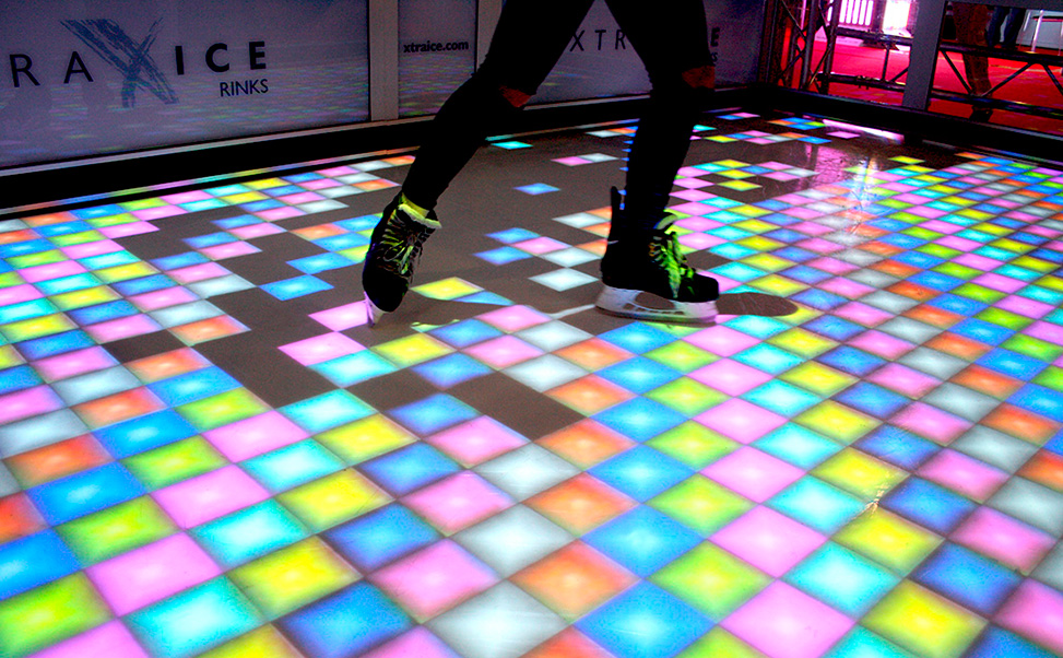 Xtraice Interactive Synthetic Ice