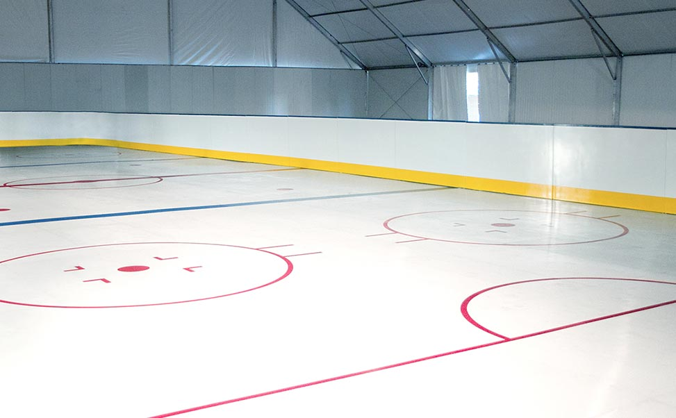 Xtraice Official ice hockey rink