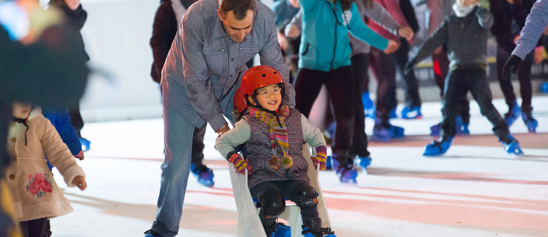 Synthetic ice rink for sale | Also available for sale used ice rink