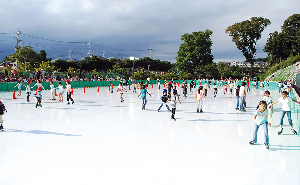 World's largest synthetic ice rink, by Xtraice